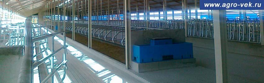 строительство ферм КРС, животноводческих комплексов